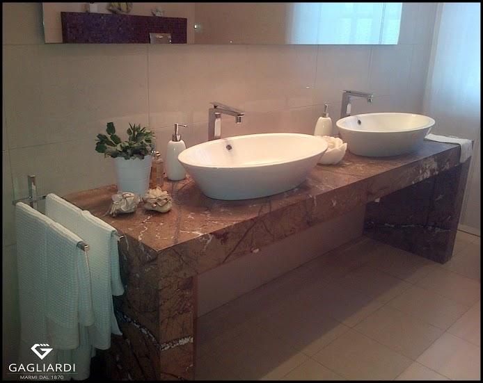 Marmi per bagno baldazzie pasco u2013 bagno in marmo e pietra bagno rivestimento pareti - Arredo bagno pescara ...