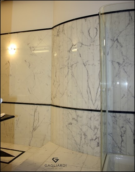 Affordable view images arredo bagni in marmo with bagni - Bagno marmo bianco ...