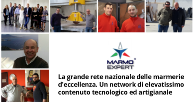 Marmoexpert 1 - la grande rete italiana delle marmerie di qualità
