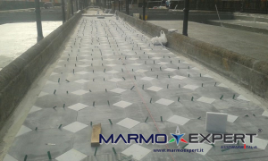 pavimento marmo storace mondragone