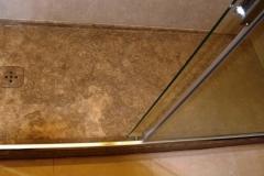 Piatto doccia in Travertino Noce - Copia