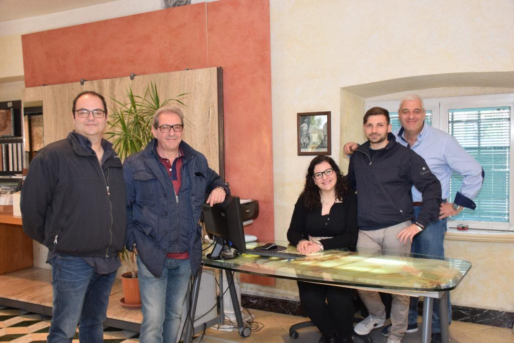 S.B. Lavorazione marmi - Velletri (Roma)