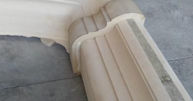 cornici in marmo per infissi