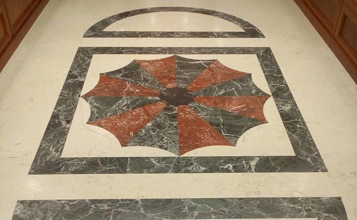 Pavimenti in vero marmo